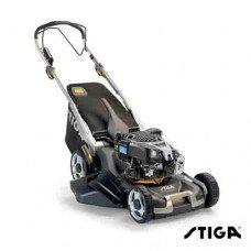 Газонокосилка бензиновая самоходная STIGA Twinclip50SQB
