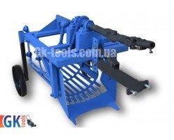Картофелекопатель механизированный КМ-3 для КПП 1100-6 Weima