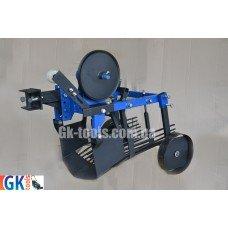 Картофелекопатель механизированный КМ-3 Weima