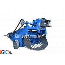 Картофелекопатель механизированный КРТ-1 транспортерная Weima