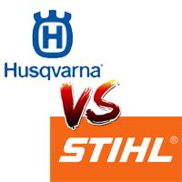 Какую пилу выбрать: STIHL или Husqvarna?