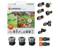 Базовый набор для садового водопровода Gardena