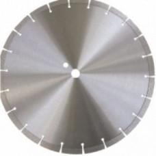 Диск отрезной по бетону с алмазным напылением (d=350mm)