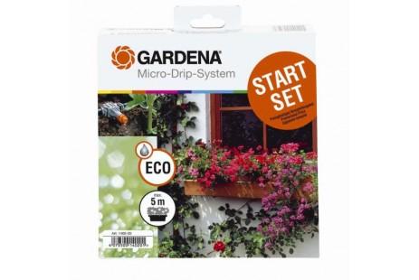 Комплект для цветочных ящиков, базовый Gardena