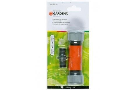 Комплект для быстрого подключения набор фитингов 1 Gardena