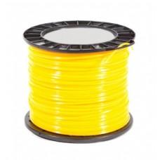 Корд триммера Husqvarna 2.7 / 240м Penta Spool Yellow