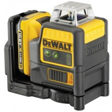 Лазер самовыравнивающийся DeWALT DCE0811D1G