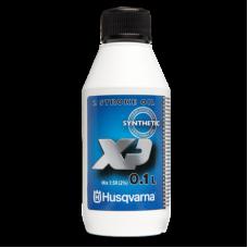 Масло Husqvarna XP двухтактная; 0,1л