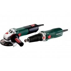 Набор УШМ (Болгарка) Metabo WEA 15-125 Quick + GE 710 Plus