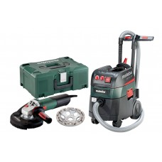 Набор УШМ (Болгарка) Metabo WE 15-125 HD Set GED + ASR 35 L ACP