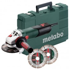 Набор УШМ (Болгарка) Metabo W 12-125 Quick Set