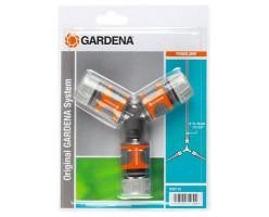 Набор коннекторов скор с Gardena