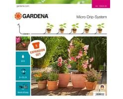 Набор микрокапельные для удлинения системы (1300 Gardena