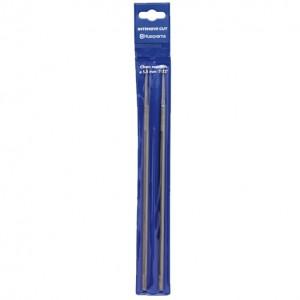 Напильник круглый Husqvarna 5.2 мм, 12 шт, повышенной стойкости