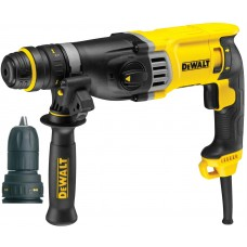 Перфоратор DeWalt SDS-Plus D25144K