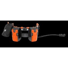 Пояс аккумуляторный Husqvarna FLEXI, 1 аккаунт с коннектором, 1 карман