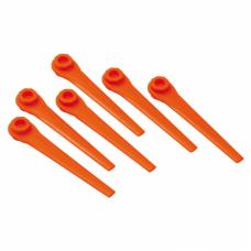 Запасные пластмассовые ножи для Gardena