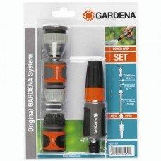 Базовый набор для мобильного полива Gardena