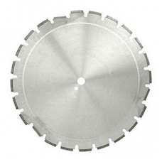 Диск отрезной по бетону с алмазным напылением (d=450mm)