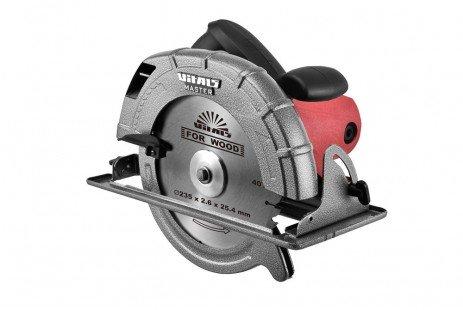 Комплект пила Vitals Master Rg 2321BWa + Диск отрезной Vitals for wood 40T 235x2.6x25.4mm