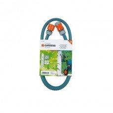 Комплект: соединение + шланг Gardena 150 см