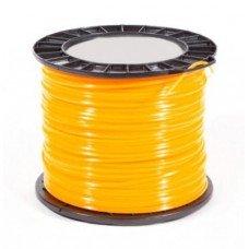 Корд триммера Husqvarna 2.4 / 210м Quadra Spool Orange