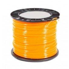 Корд триммера Husqvarna 2.4 / 240м Penta Spool Orange