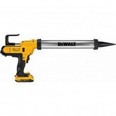 Пистолет DeWALT для герметиков аккумуляторный DCE580D1