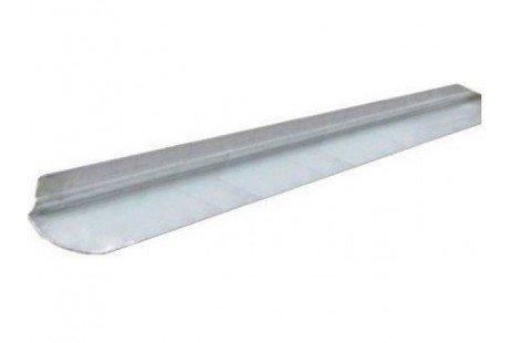 Рейка алюминиевая 2,4м LWB1260