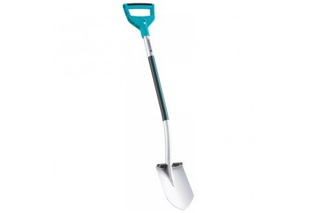 Штыковая лопата заостренная с Д-образной ручкой Gardena