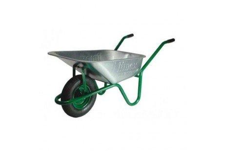 Тачка одноколесная 90/160 зеленая Limex