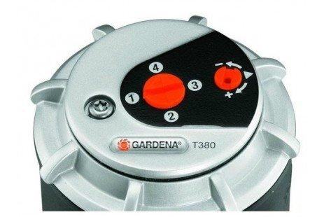 Выдвижной дождеватель T 380 premium Gardena
